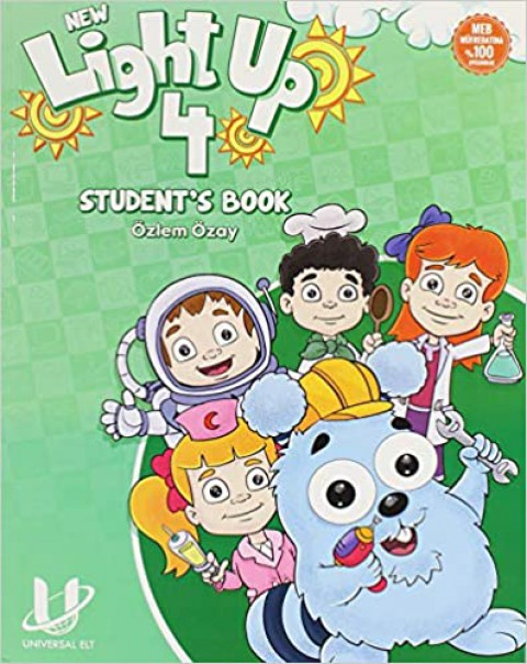 4. Sınıf New Light Up Student's Book
