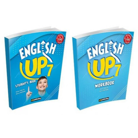 7. Sınıf English Up Students Book And Workbook 2 Kitap Yds Publishing