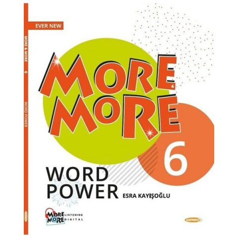 Kurmay Elt 6. Sınıf More And More Word Power