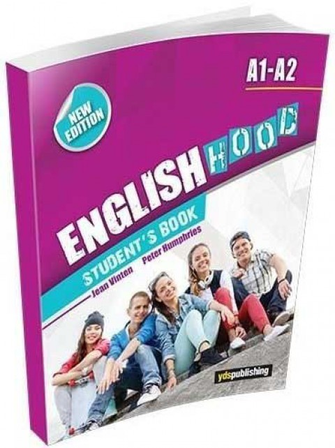New Edition Englishhood A1-A2 Student`s Book YDS Publishing